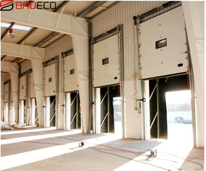 Vertical Lifting Industrial Door