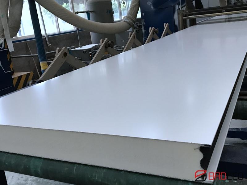 pu cold room panels