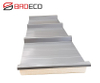 Four Waves Roof Sandwich Panel