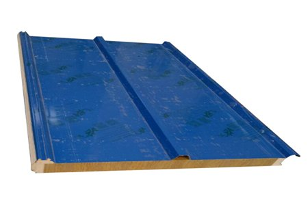 Roof - PU Sealing Rockwool Sandwich Panel