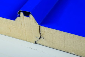 Roofing Sadwich Panel