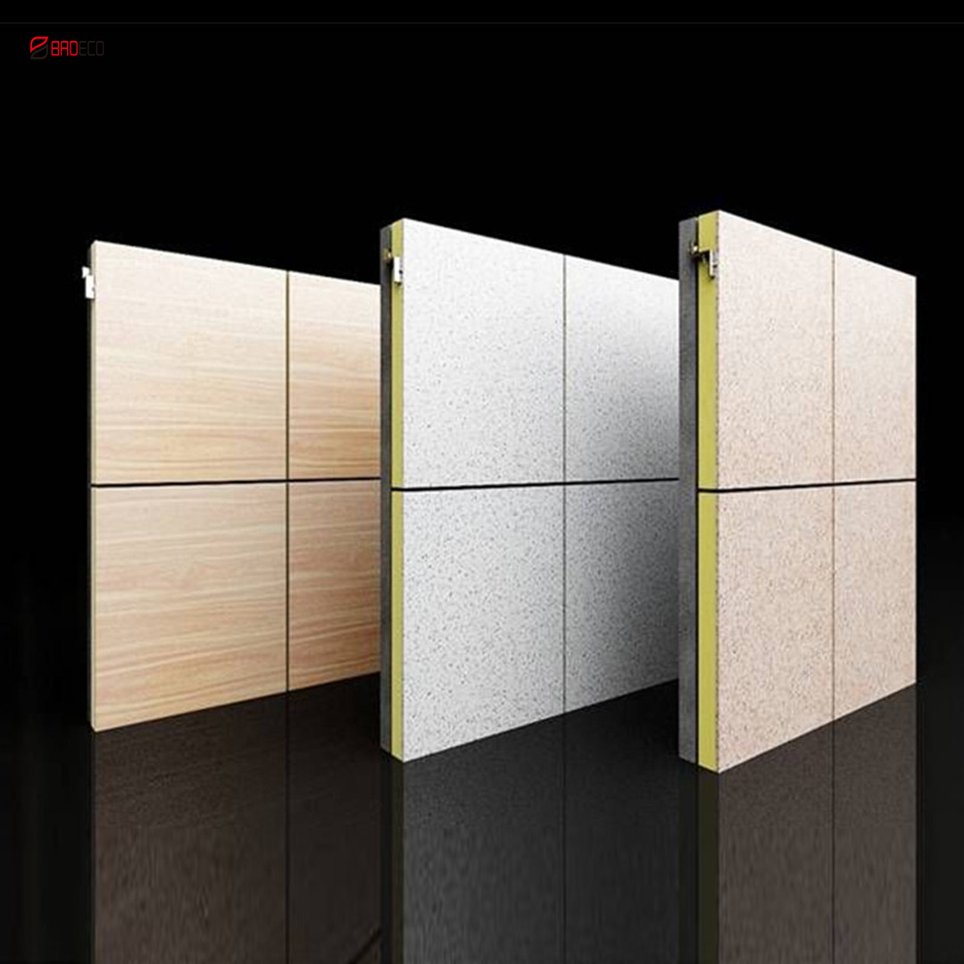 Insulation Wall Cladding System