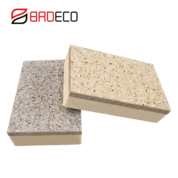 External wall thermal insulation is preferred to choose exterior wall cladding system