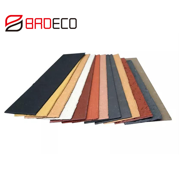 21 century new building material——flexible clay panel