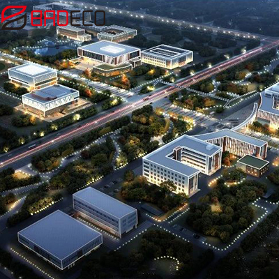 [Project case] Ceramic sheet integrated panel-Shijiazhuang Institute of Information Engineering