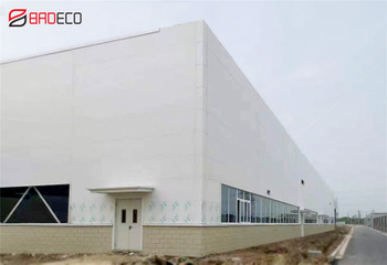 BMW Lithium Battery Factory Project